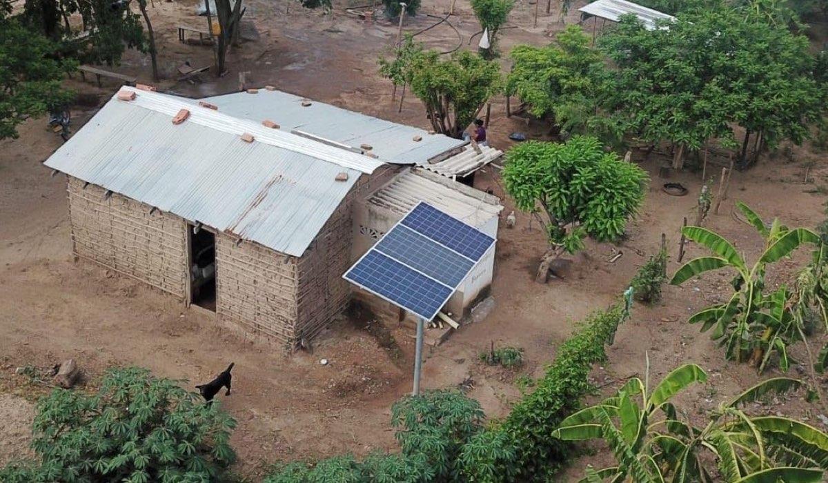 soluciones energéticas con paneles solares